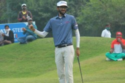 Karandeep Kochhar Clinches First Win After Turning Pro On Home Turf