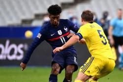 France 4 2 Sweden Olivier Giroud Double Coman Visitors Relegated Nations League