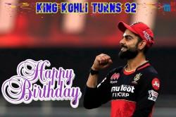 Wishes Pour In As Virat Kohli Turns
