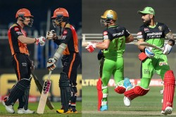 Ipl 2020 Eliminator Srh Vs Rcb Saha Kohli De Villiers And Warner Close In On These Milestones