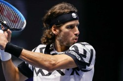 Atp Paris Masters Feliciano Lopez Sets Up Meeting With Rafael Nadal