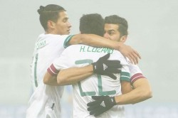 Mexico Beat Japan 2 0 Friendly