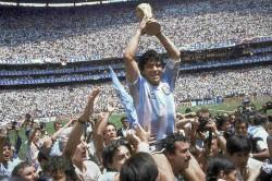 Diego Maradona A Football God Who Lived Human Life