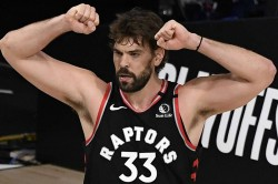 Marc Gasol Signs For Los Angeles Lakers