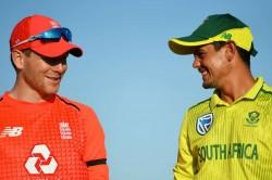 South Africa England Set To Start Twenty20 International Series Newlands