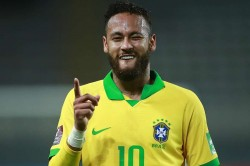 Neymar Miss Both Brazil 2022 World Cup Qualifiers Venezuela Uruguay