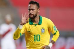 Oscar Tabarez Relieved Facing Brazil Without Neymar