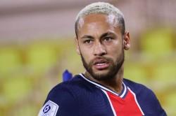 Psg Completely Stopped Playing Monaco Neymar Back Leipzig