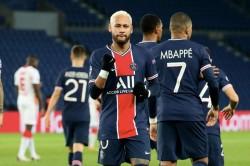 Paris Saint Germain Rb Leipzig Champions League Match Report Neymar