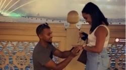 Kxip Cricketer Nicholas Pooran Announces Engagement With Long Time Girlfriend Alyssa Miguel