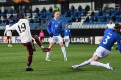 Europa League Molde 0 3 Arsenal Pepe Makes Amends Gunners Reach Next Round