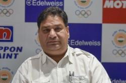 Ioa Secy Gen Rajeev Mehta Tests Positive For Covid
