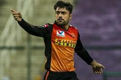 Rashid Khan Of Sunrisers Hyderabad Thanks Orange Army For Love Support