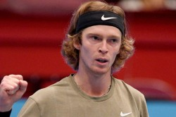 Andrey Rublev Beats Lorenzo Sonego To Win Vienna Open Reach Atp Finals