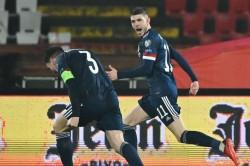 Serbia Scotland David Marshall Save Ends 23 Year Wait