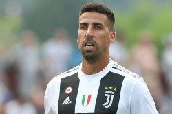 Sami Khedira Juventus Dreams Premier League Move Lauds Tottenham Jose Mourinho