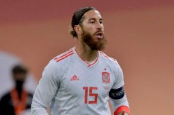 Sergio Ramos Withdraws Spain Media Conference Amid Paris Saint Germain Rumours Real Madrid
