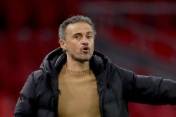 Spain Boss Luis Enrique Defends Striker Less System After Draw With Switzerland