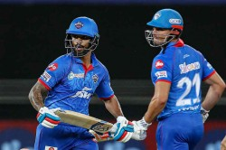 Ipl 2020 Final Marcus Stoinis Relishes Batting With Shikhar Dhawan