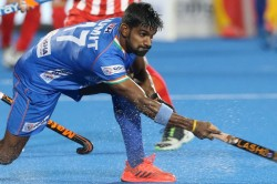 Looking Forward To Competing In Asian Champions Trophy Indian Men S Hockey Midfielder Sumit