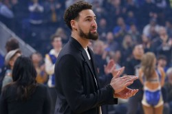 Warriors Confirm Klay Thompson Expected To Miss Nba Season Achilles Injury Golden State