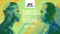 Ufc Vegas 13 Santos Vs Teixeira Fight Card Date Start Time In India And Where To Watch