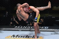 Ufc Vegas 13 Results Teixeira Submits Santos In Epic Light Heavyweight Contenders Match