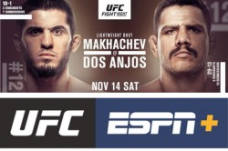 Pivotal Lightweight Bout Headlines Ufc Vegas 14 On November