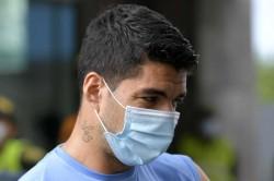 Luis Suarez To Miss Barcelona Reunion After Testing Positive Coronavirus