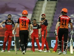 Ipl 2020 Srh Vs Rcb Third Umpire S Decision To Rule David Warner Out Leaves Twitterati Divided