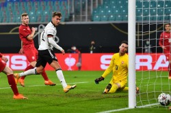 Germany Czech Republic Gian Luca Waldschmidt Friendly Report