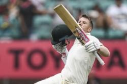 India Tour Of Australia Warner Prefers His Bat To Do The Talking