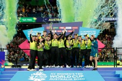 Icc Postpones Women S T20 World Cup From 2022 To