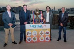 Abu Dhabi T10 League 2020 Full List Of Icon Players Teams Format Venue Tv Channel Information
