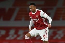 Arsenal Defender Gabriel Tests Positive For Coronavirus Premier League