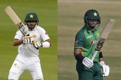 Pakistan In New Zealand Injured Babar Azam Imam Ul Haq Ruled Out Of First Test