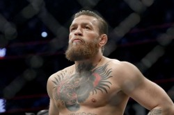 Connor Mcgregor Dustin Poirier January Ufc Events Confirmed Fight Island