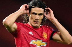 Man Utd Cavani Banned For Three Games By Fa For Social Media Post