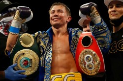 Golovkin Hearn Boxing Historic Title Defence