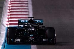 Valtteri Bottas Outpaces Lewis Hamilton Abu Dhabi Grand Prix Practice