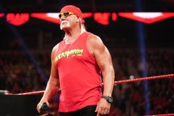 Wwe Thunderdome Hulk Hogan Excited At The Prospect Of Participating In Wwe Raw Legends Night