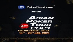 Pokerbaazi Com Joins Hands With Asian Poker Tour To Host Exclusive Online Offline