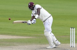 New Zealand Vs West Indies 2nd Test Day 3 Holder Da Silva Show Some Fight