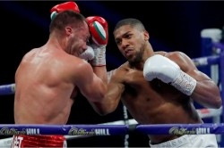 Joshua Focused On His Legacy As Fury Promises Quick Win In Unification Fight