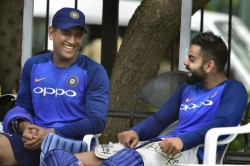 Virat Kohli Set To Break Ms Dhoni S Record India Skipper Says Such Records Do Not Matter For Him