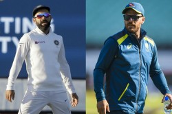 India Vs Australia Aaron Finch Advice To Compatriots On How To Confront Virat Kohli