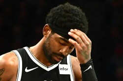 Brooklyn Nets Kyrie Irving Nba