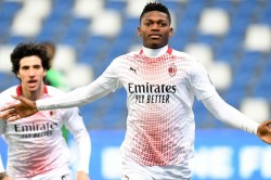 Milan Fastest Serie A Goal By Rafael Leao In Sassuolo Report