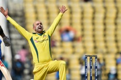 India Vs Australia Nathan Lyon Earns T20 Recall Green Left Out
