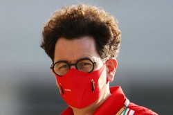 Unwell Ferrari Chief Binotto To Miss Abu Dhabi Grand Prix